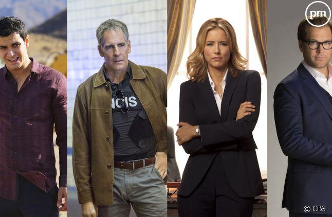 """""""Scorpion"""", """"NCIS : Nouvelle Orléans"""", """"Madam Secretary"""" et """"Bull"""""""