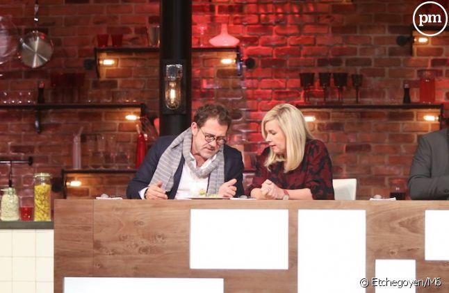 """Le jury de """"Top Chef 2017 : Le Choc des brigades"""""""