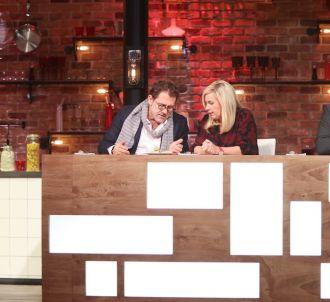 Le jury de 'Top Chef 2017 : Le Choc des brigades'