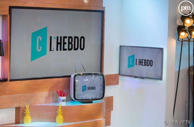 """Record pour """"C l'hebdo"""""""