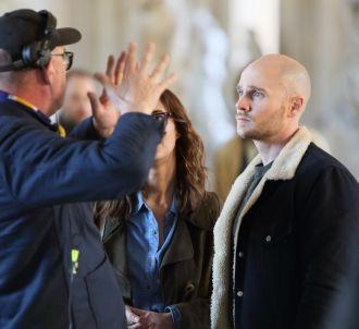 Nicolas Gob dans 'L'art du crime', bientôt sur France 2
