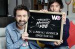 Audiences : Mathieu Madénian et Thomas VDB en baisse sur W9
