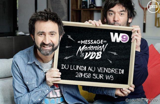 """""""Le message de Madénian et VDB"""""""