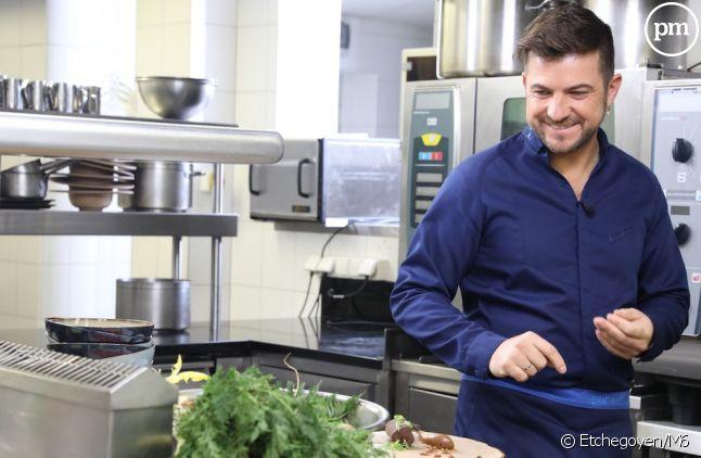 "Eric Guérin dans ""Top Chef 2017 : Le Choc des brigades"""