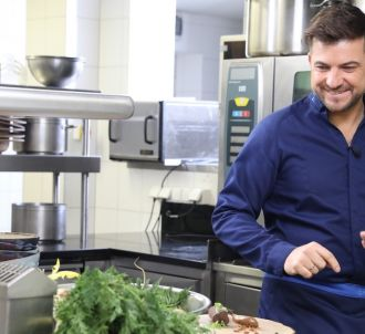Eric Guérin dans 'Top Chef 2017 : Le Choc des brigades'