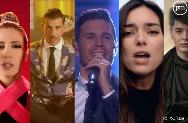 Les favoris à l'Eurovision 2017