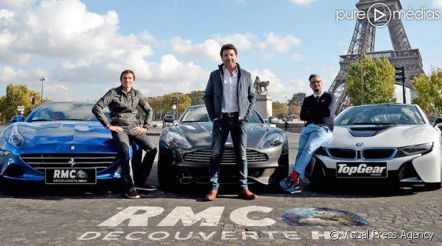 """""""Top Gear France"""" au plus haut"""