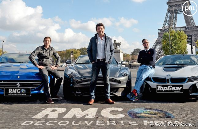 """Top Gear France"" au plus haut"