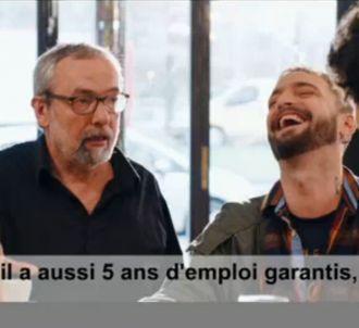 Le clip de Jean-Luc Mélenchon
