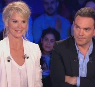 Laurent Ruquier dans 'On n'est pas couché'