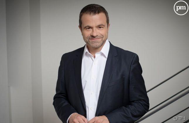 Thierry Thuillier, directeur général de LCI