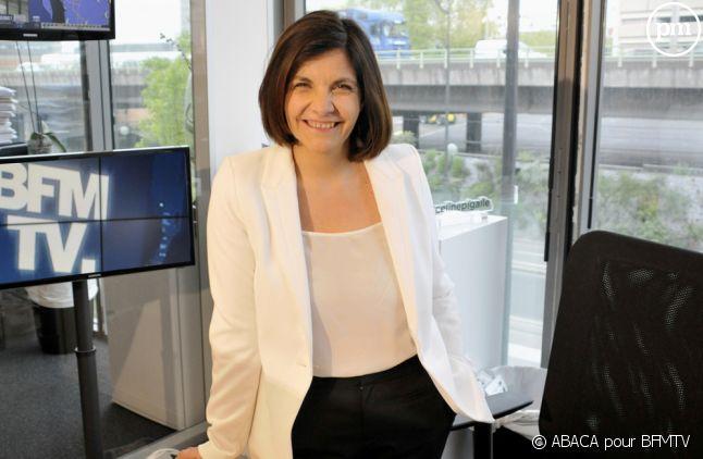 Céline Pigalle, directrice de la rédaction de BFMTV.