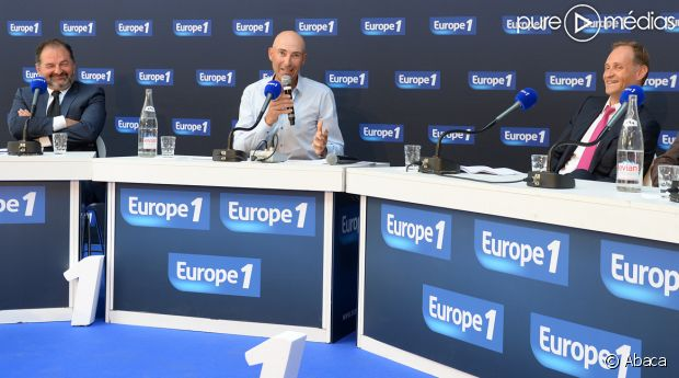 Europe 1 en chute libre, record absolu de France Inter — Audiences radio