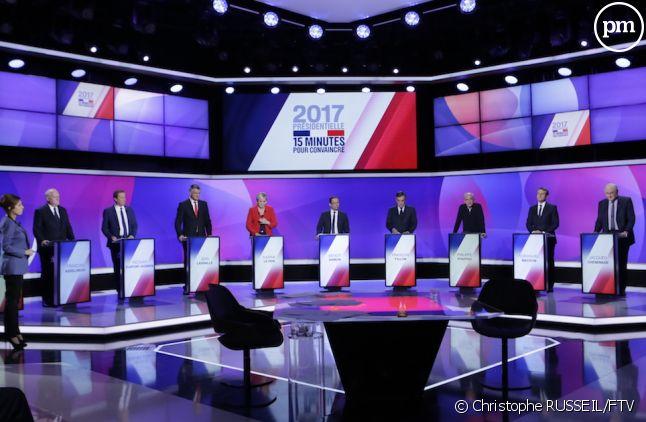 """""""Présidentielle 2017 : 15 minutes pour convaincre"""""""