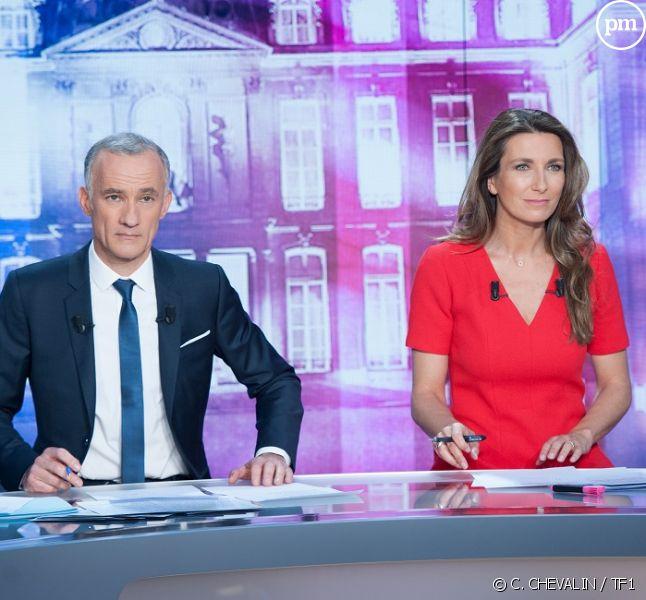Gilles Bouleau et Anne-Claire Coudray