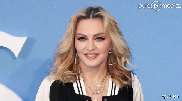 Un biopic sur Madonna pour Universal Pictures — Blond Ambition