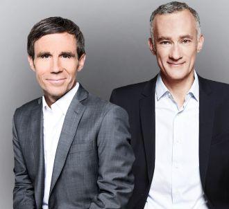 David Pujadas et Gilles Bouleau devaient présenter le...