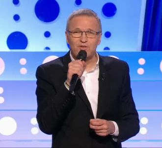 Laurent Ruquier, sur France 2.