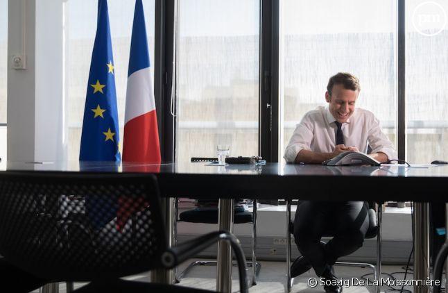 """""""Emmanuel Macron, les coulisses d'une victoire"""""""
