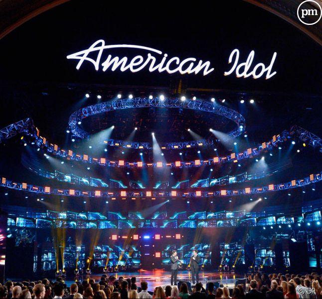 """""""American Idol"""", aux USA."""
