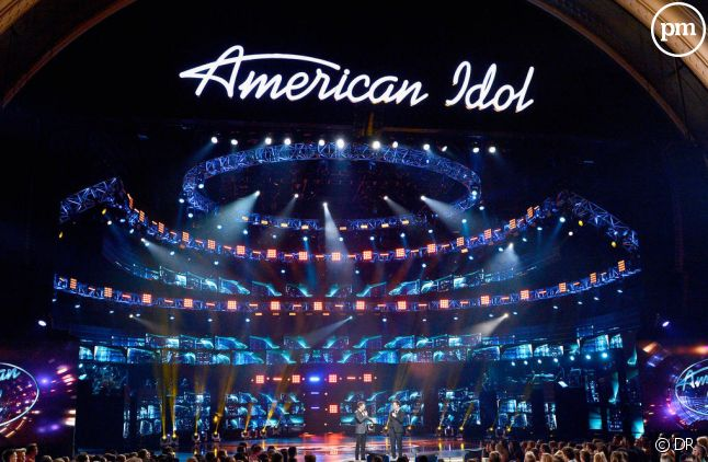 """American Idol"", aux USA."