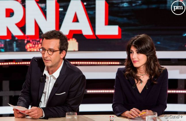"""""""Le Petit Journal"""" sur Canal+"""