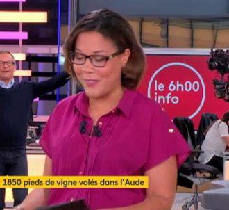 Bugs en série au '6h00 info' sur France 2