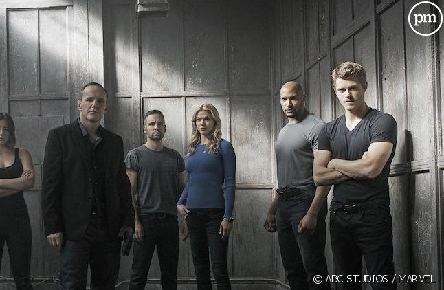 """Une saison 5 pour """"Marvel : les agents du S.H.I.E.L.D."""""""