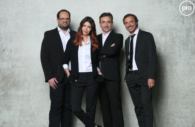 L'équipe des Gérard