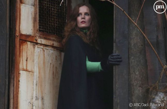 "Rebecca Mader quitte ""Once Upon a Time"""