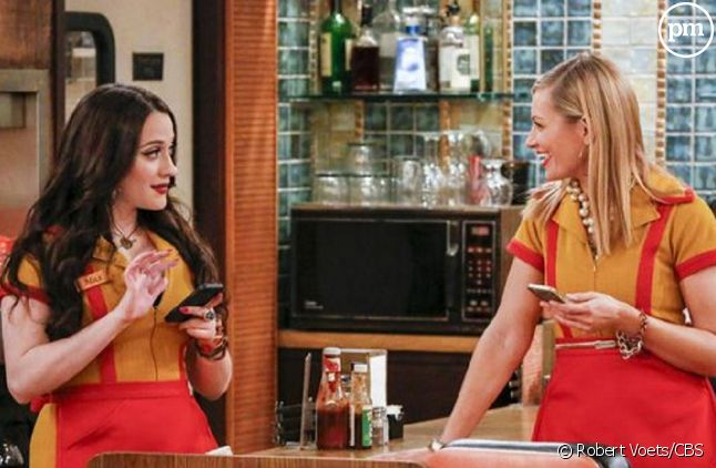 """2 Broke Girls"""