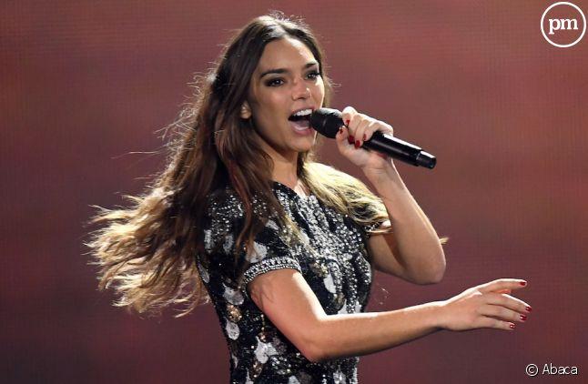 Alma lors de l'Eurovision 2017 à Kiev