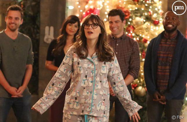 """""""New Girl"""" de retour pour une saison 7"""