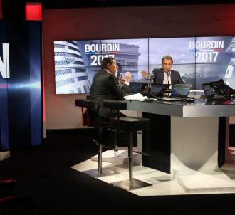 Jean-Jacques Bourdin, sur RMC et RMC Découverte.