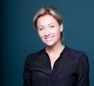 Anne-Sophie Lapix, nouvelle reine du 20 Heures de France 2.