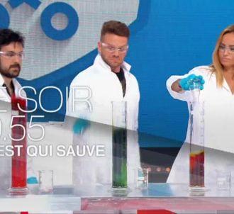 'Le test qui sauve' ce soir sur France 2