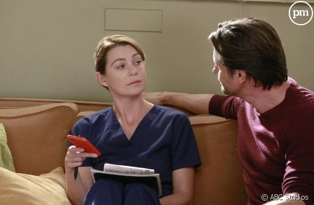 """Ellen Pompeo dans """"Grey's Anatomy"""""""