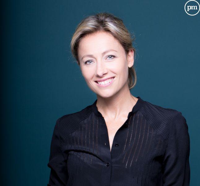 Anne-Sophie Lapix, de France 5 à France 2 ?