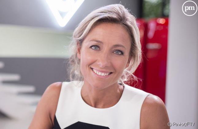 Anne-Sophie Lapix bientôt aux commandes du 20 Heures de France 2