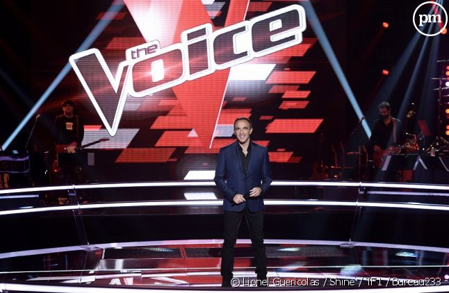 """The Voice"" leader."