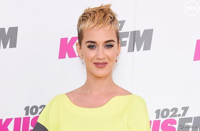 "Katy Perry, nouvelle jurée d'""American Idol"""