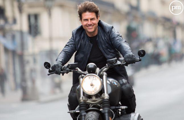 Le comédien Tom Cruise.