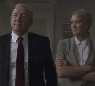 Bande-annonce de 'House of Cards' saison 5