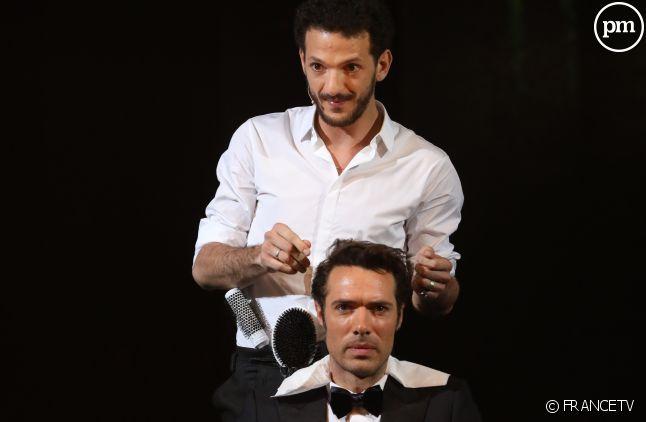 Nicolas Bedos et Vincent Dedienne.