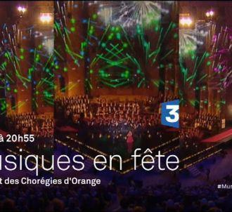'Musiques en fête' ce soir sur France 3