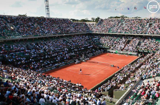Coup d'envoi de Roland-Garros hier sur FTV
