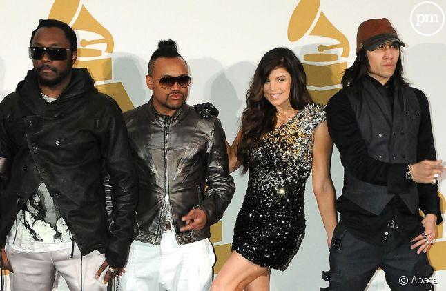 will.i.am, apl.de.ap, Fergie et Taboo des Black Eyed Peas