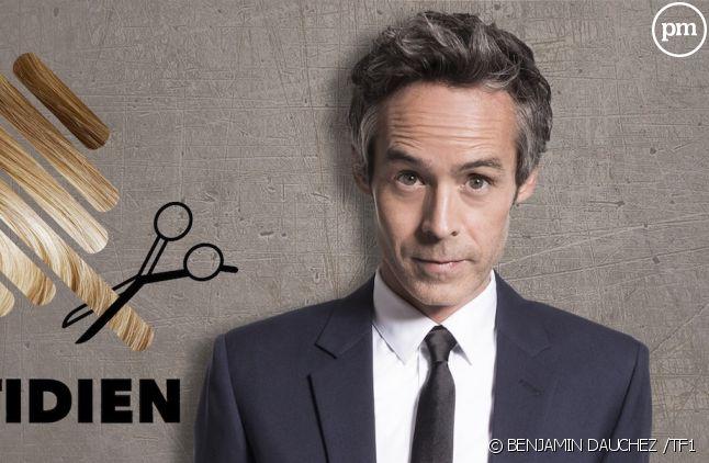 """""""Quotidien"""" au plus bas sur TF1"""
