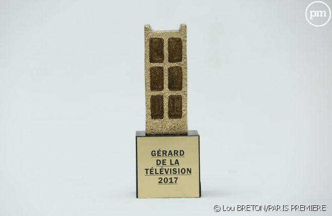 Palmarès complet des Gérard de la télévision 2017.