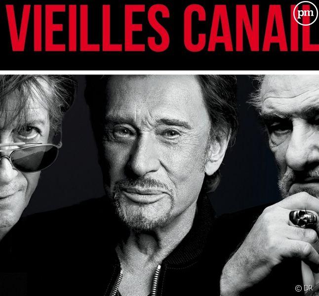 """Affiche des """"Vieilles Canailles"""""""